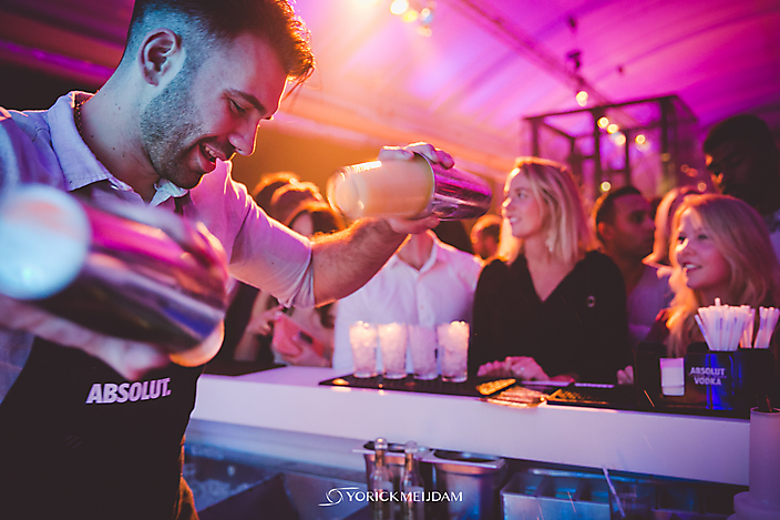 Event | assigned by Absolut Vodka (Pernod Ricard)