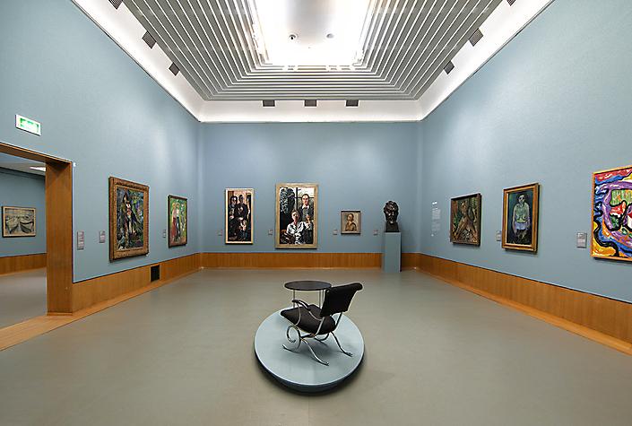 Zaal 6 Boijmans