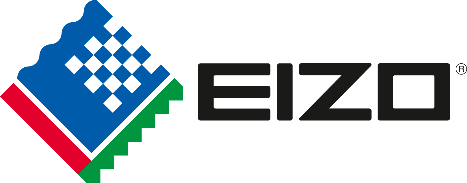 EIZO logo CMYK Full Color